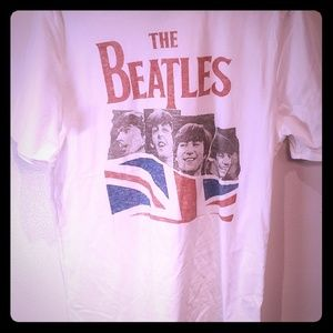 Beatles tee shirt